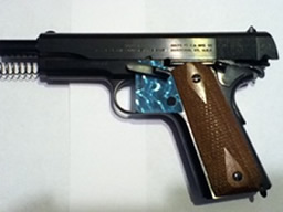 how to avoid the idiot scratch 1911
